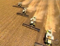 Agriculture Heavy Machines in cultivating Egypt