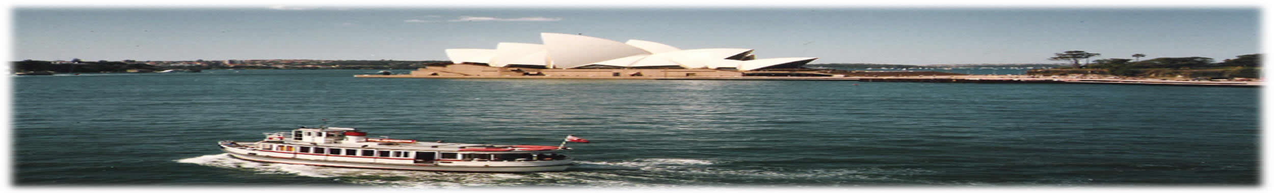 Sydney Opera House. Sydney Harbour. Sydney. Australia. Copy-Right InterConsult21.